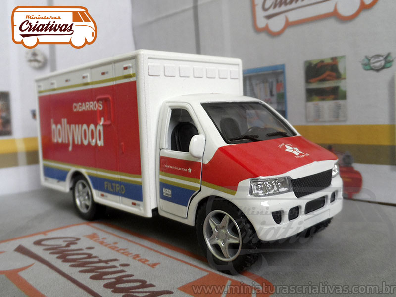 Miniatura Caminhão Hollywood