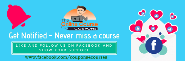 The Online Course - 100% Free Udemy Coupons