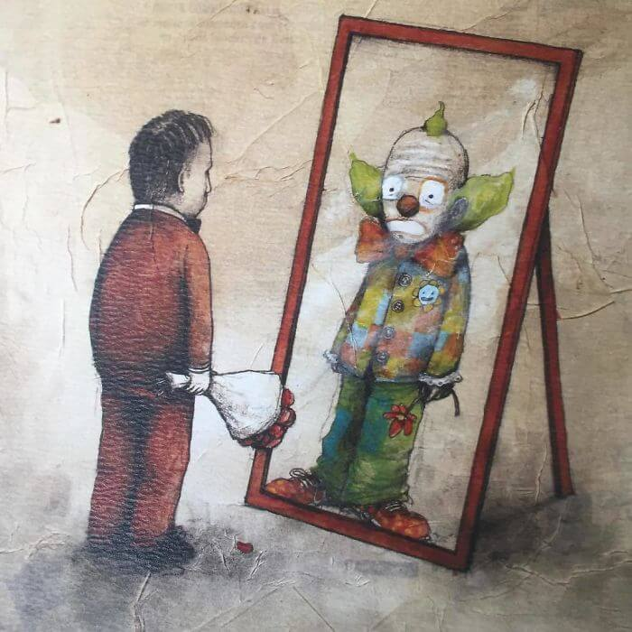 28 Mind-Blowing Illustrations By The French Banksy That Will Change The Way You Think
