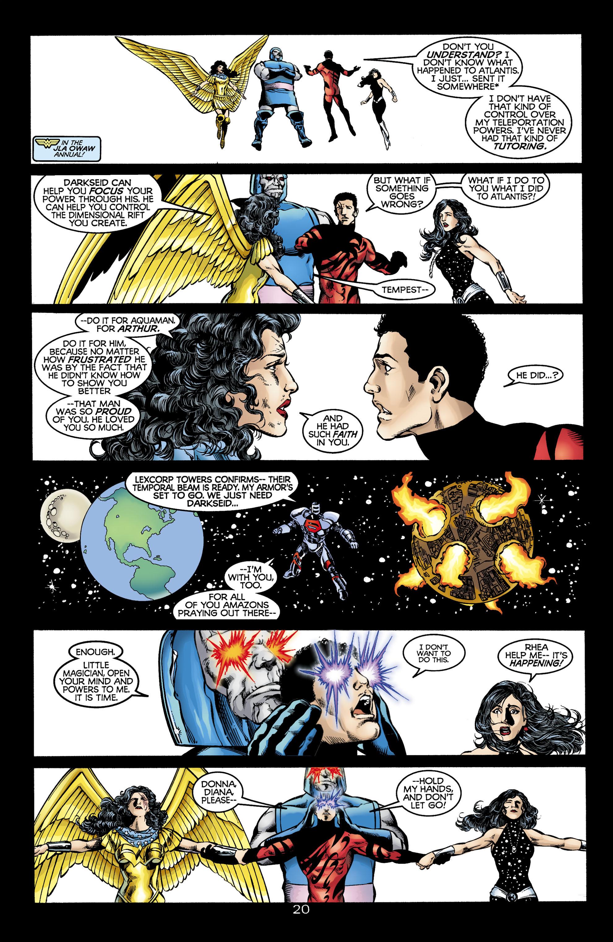 Read online Wonder Woman (1987) comic -  Issue #173 - 21