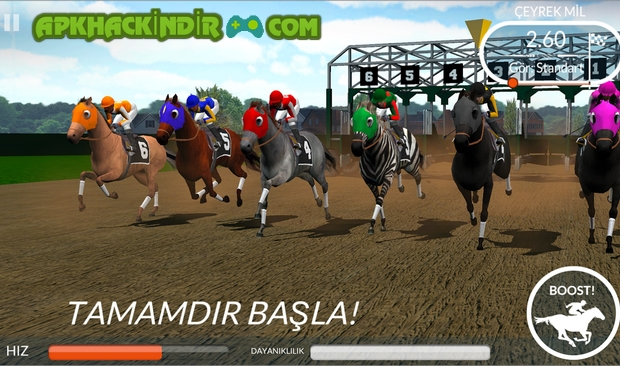 Photo Finish Horse Racing 76.08 android apk