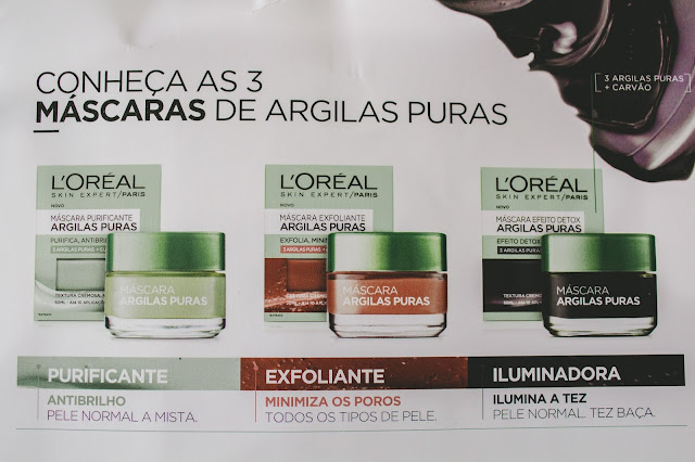L'Oréal Facial Masks