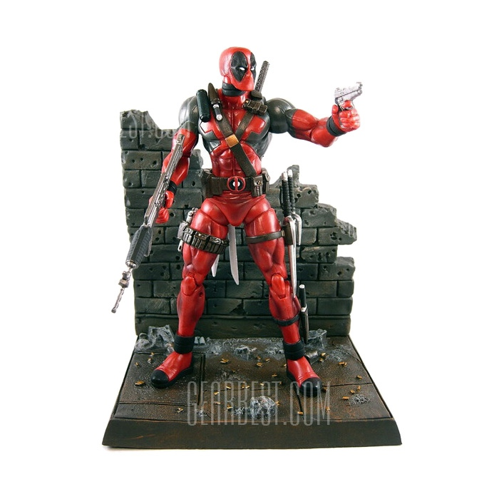 Deadpool Marvel Select Gearbest