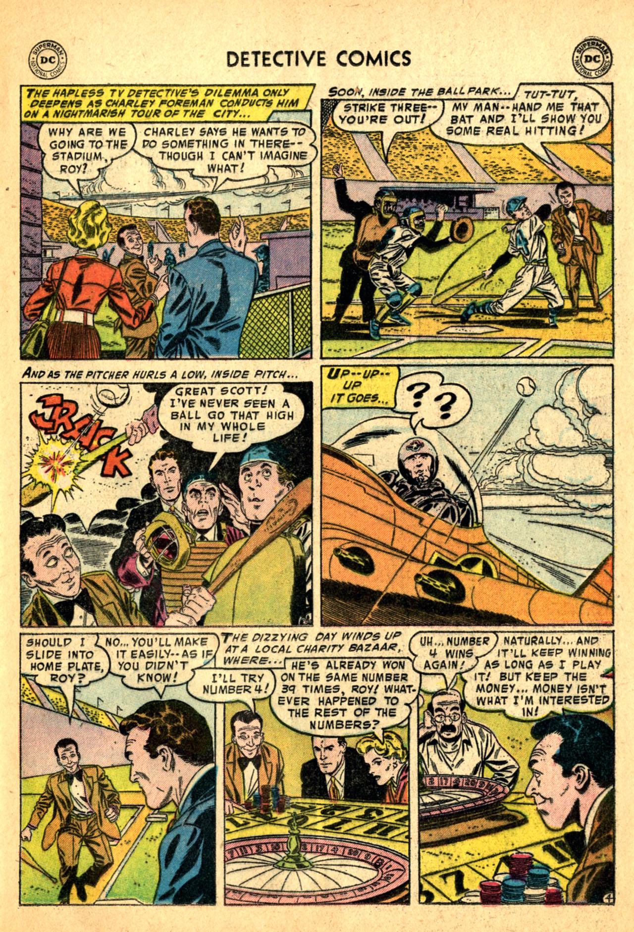 Read online Detective Comics (1937) comic -  Issue #227 - 21