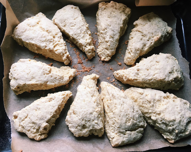 Lemon Scone Recipe
