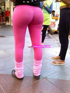 mujeres buenas calzas