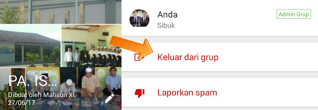 Grup WhatsApp