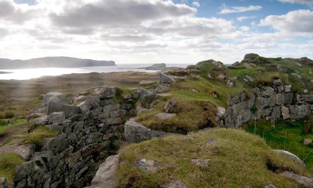 Dun Beag, Skye, Scotia