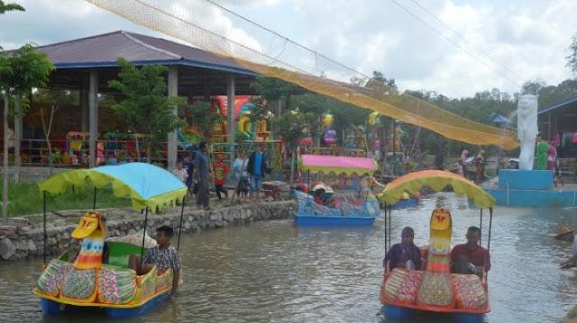 Selimau Park – Objek Wisata Keluarga Baru di Tanjung Selor Kaltara