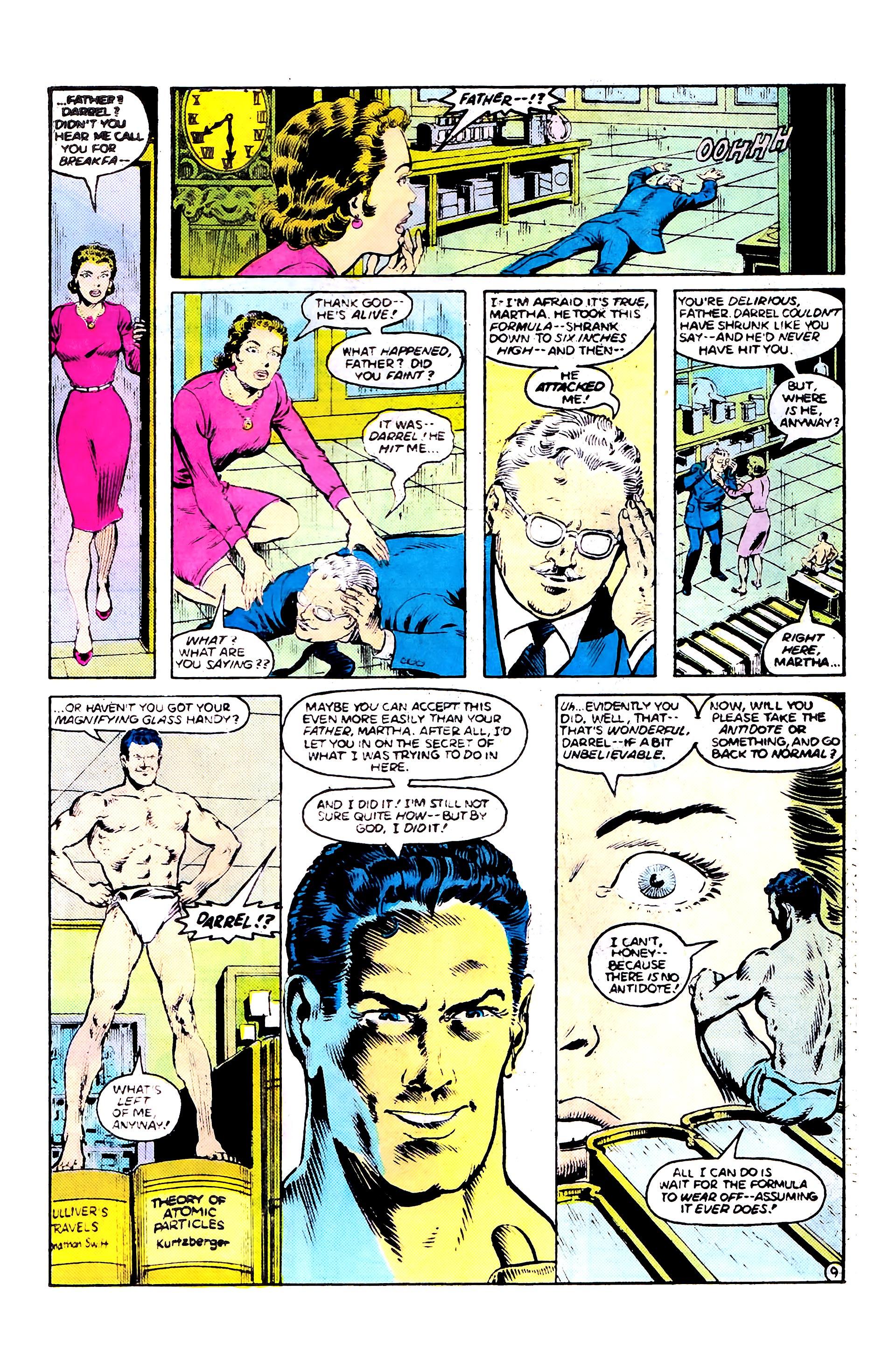 Read online Secret Origins (1986) comic -  Issue #8 - 41
