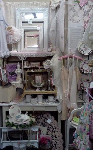 Olivia S Romantic Home My Shabby Chic Flea Market Booths