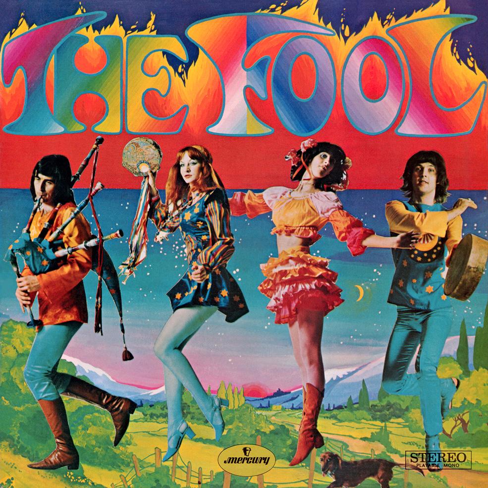 Rockasteria The Fool The Fool 1969 Holland Tasteful