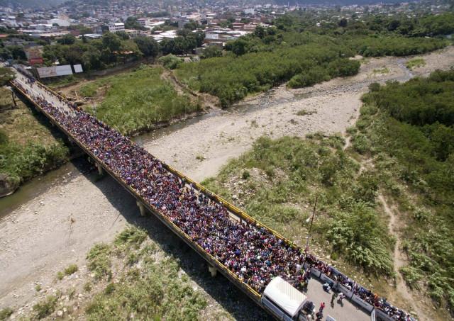 ¿Cuántos migrantes y refugiados más podemos esperar de Venezuela?