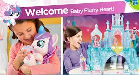 Princess Flurry Heart Baby Doll