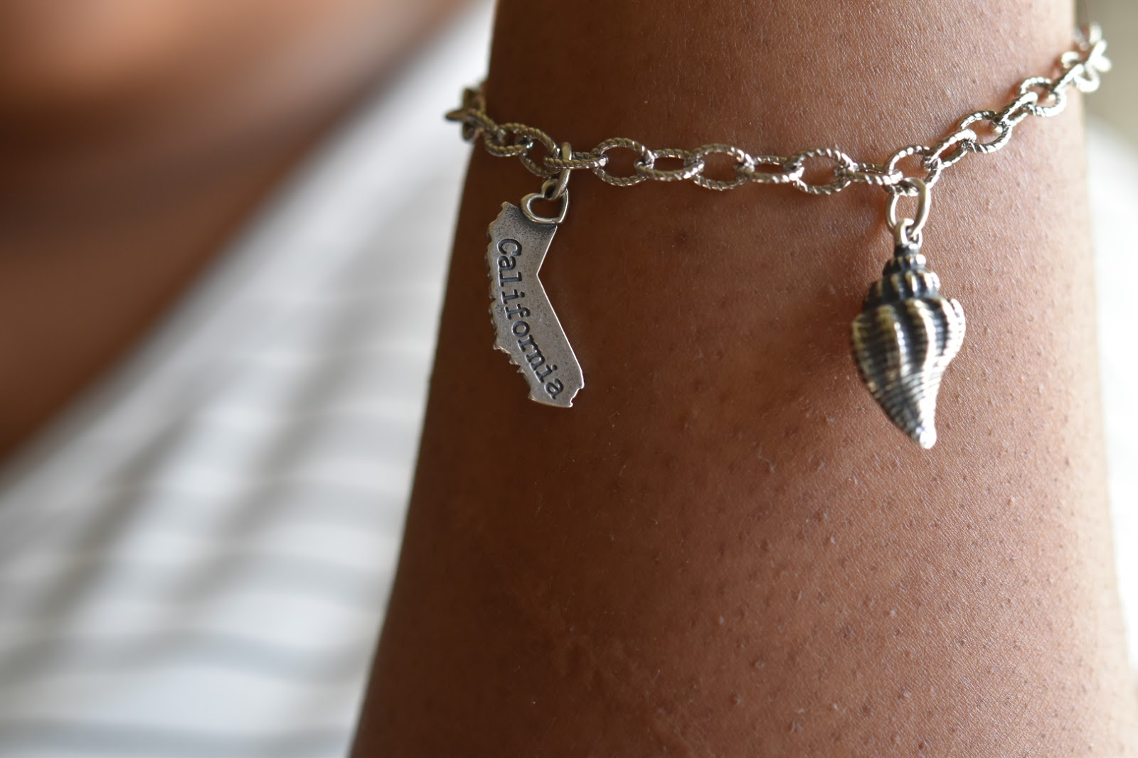 Wearing My Love Story with James Avery  via  www.productreviewmom.com