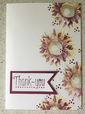 Techniques class- borders thank you