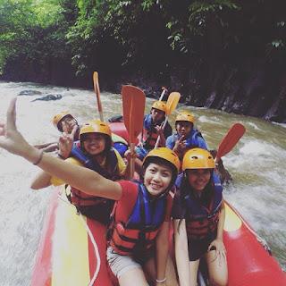 Rafting Sungai Elo Murah, Arung Jeram Sungai Elo Murah di Jogja