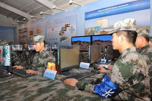 Mais de 40.000 homens trabalham para modelar a Internet segundo Pequim.