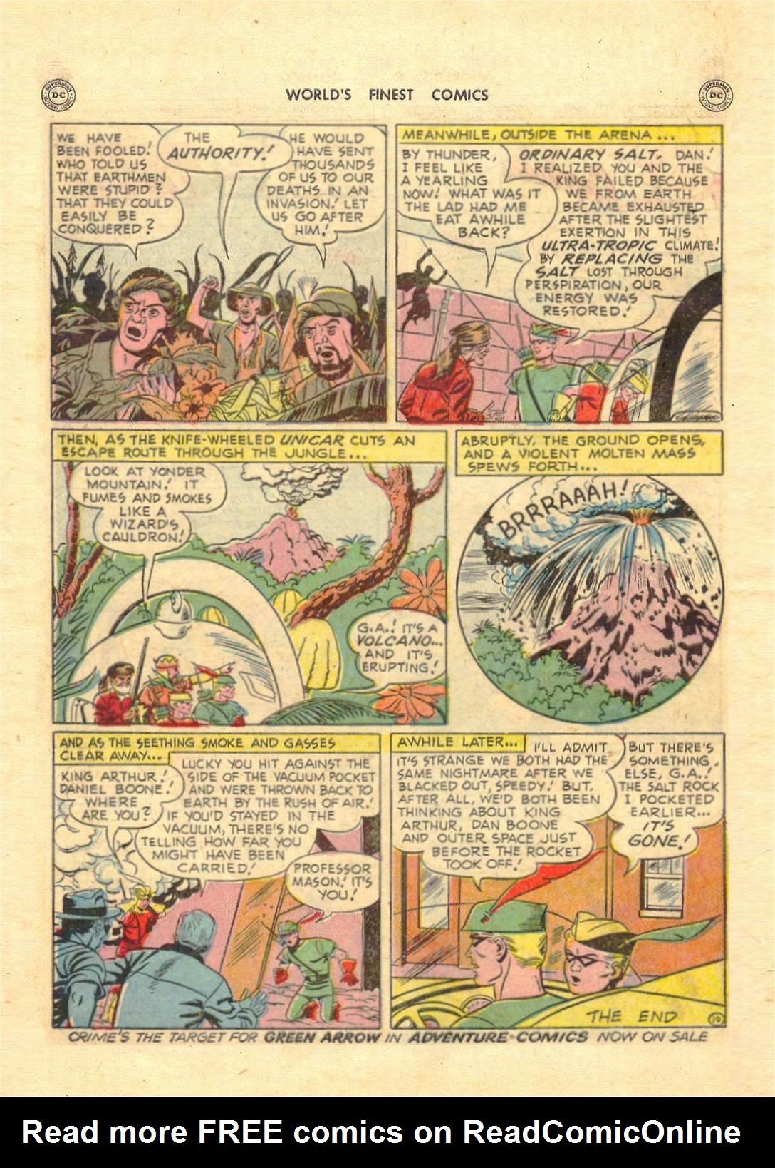 Read online World's Finest Comics comic -  Issue #52 - 50