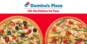 MobiKwik - Domino's Offer:- Get 20% Cashback on Dominos!