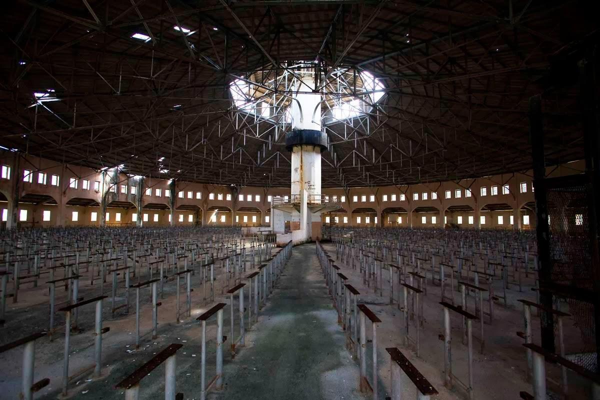 Hidden Architecture: Panopticism: Presidio Modelo