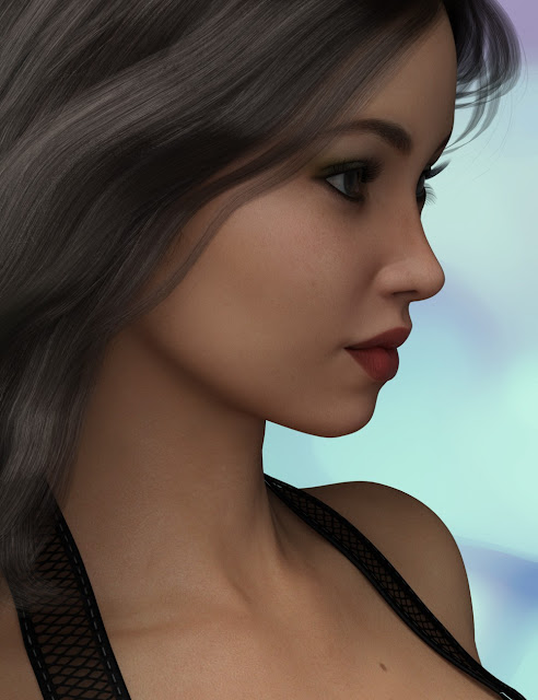 FWSA Matti HD for Genesis 3 Female