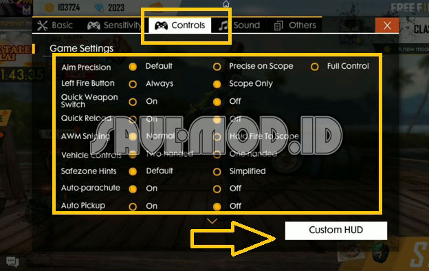 Settingan Sensitivitas Free Fire Terbaik & Auto Headshot 2019