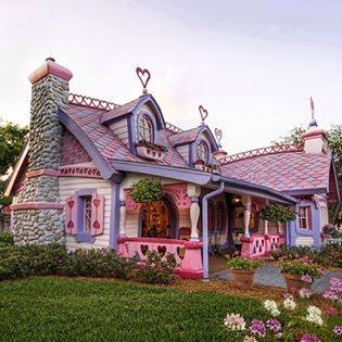 Beautiful Fairy Tale Cottages