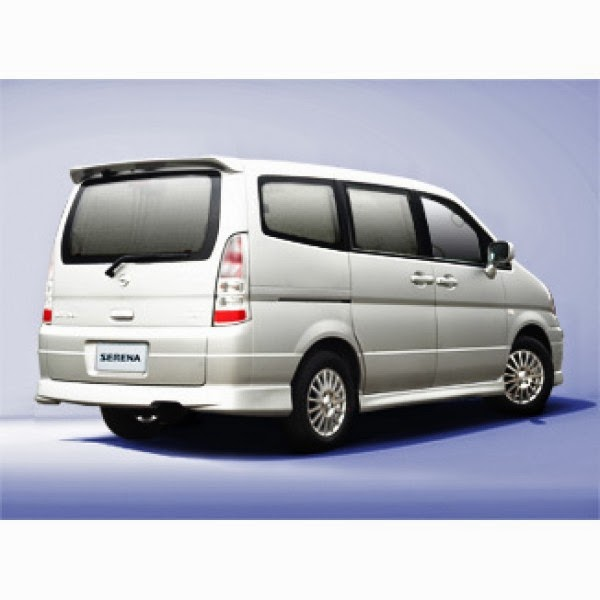 add on Nissan Serena HWS