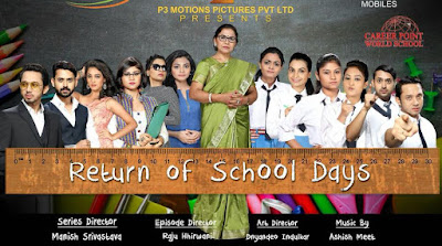 Return of School Days Serial