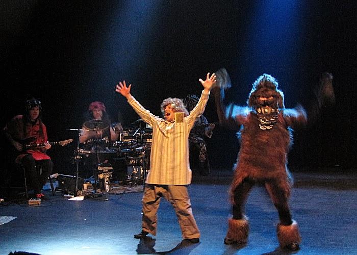 lastenohjelma musikaalit lapsille