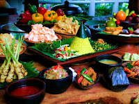 Beda Masakan Indonesia dan Masakan Asing