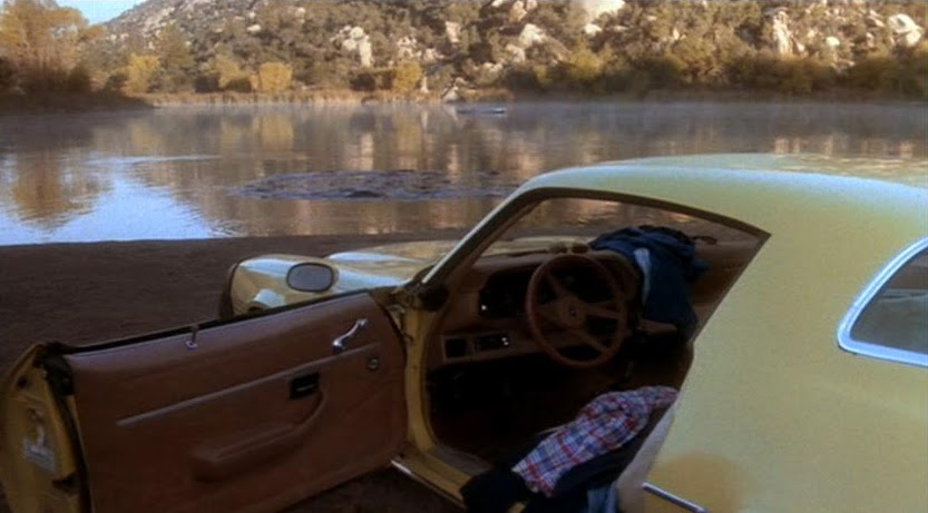 Granite Basin Lake Az.The Location Scout Creepshow 2 1987