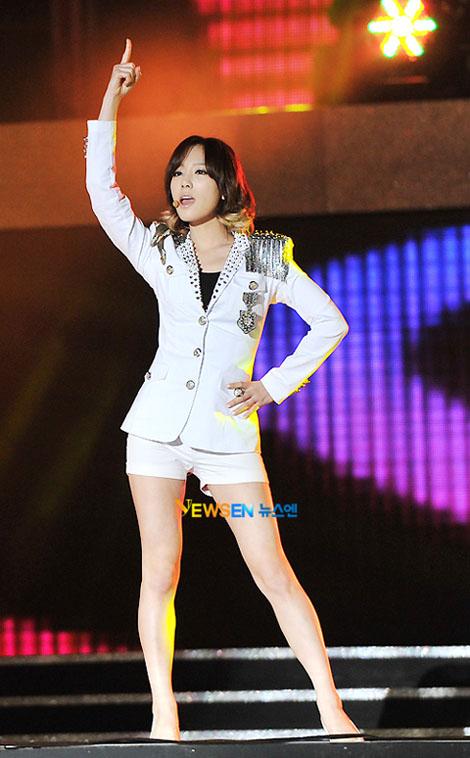Yoona Pre Debut SNSD genie live | 소�...