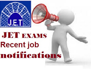 Joint Employment Test (JET) Recruitment 2017 - Apply online for Computer Operator