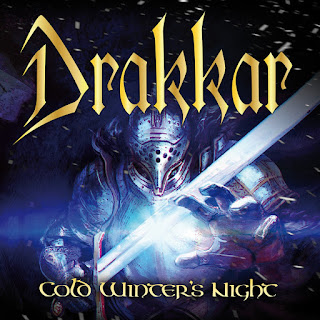 "Το ep των Drakkar ""Cold Winter's Night"""