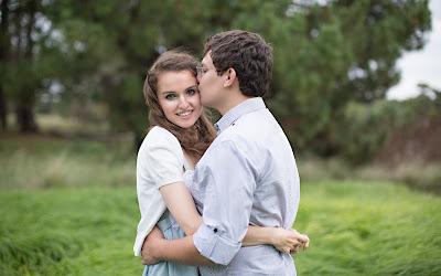 Kristy and Jesse - Engagement Photo Shoot - Centennial Park - Lucie Zeka Wedding Photography Sydney