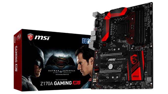 Z170A GAMING M5