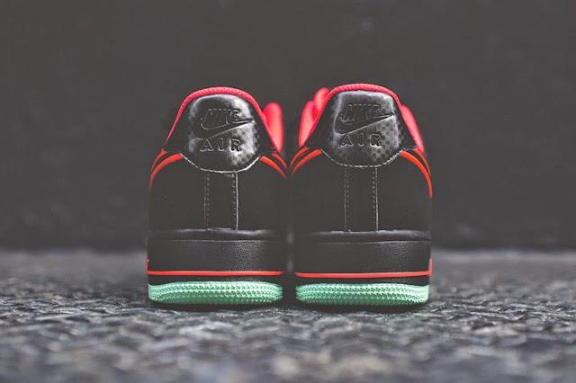 KIX & LIDZ: Nike Air Force 1 Low Laser Crimson Arctic