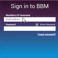 mengembalikan kontak BBM dan Group pada Blackberry dan Android