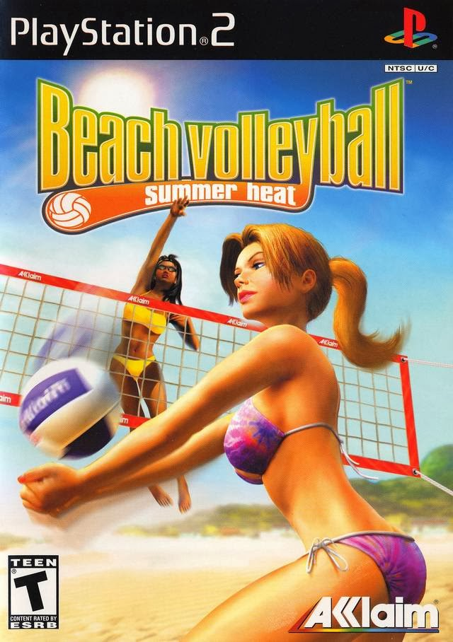 Beach Volleyball PS2 ISO