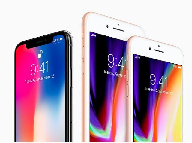 Apakah Perbedaan iPhone 8, iPhone 8 Plus dan iPhone X Spesifikasi Lengkap dan Harganya