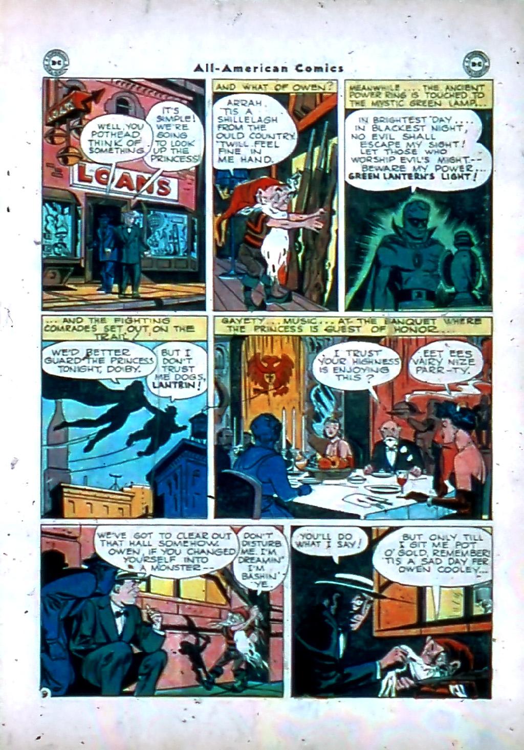 Read online All-American Comics (1939) comic -  Issue #74 - 11