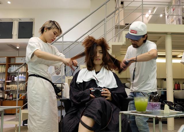 watanabe,hair,salon,tokyo