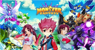 Download Monster Fantasy MOD APK v2.5.1 Free terbaru