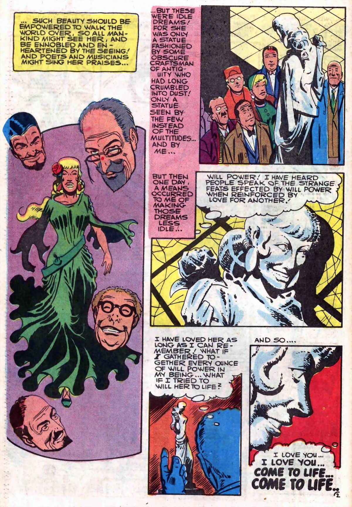 Read online Scary Tales comic -  Issue #41 - 10