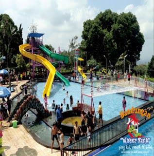 waterpark di bandungan jawa tengah