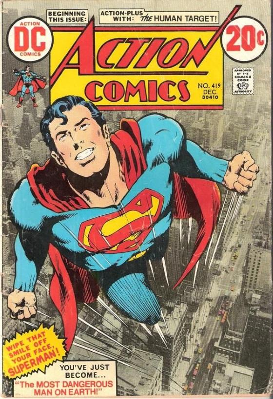 Action Comics #419 (diciembre de 1972)