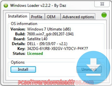 By daz windows 7 loader