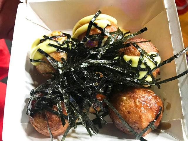 拉哥素食章魚燒